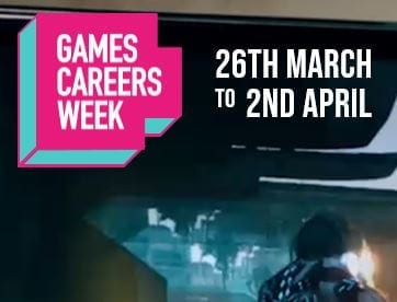 Games Careers Week
