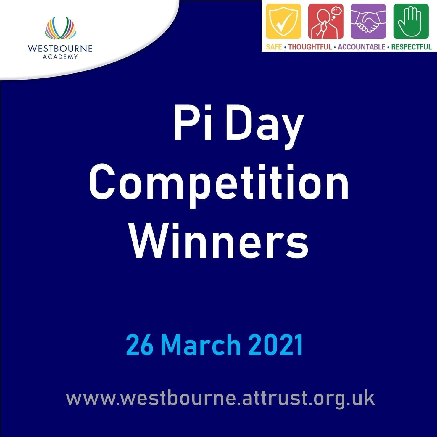 Pi Day Winners