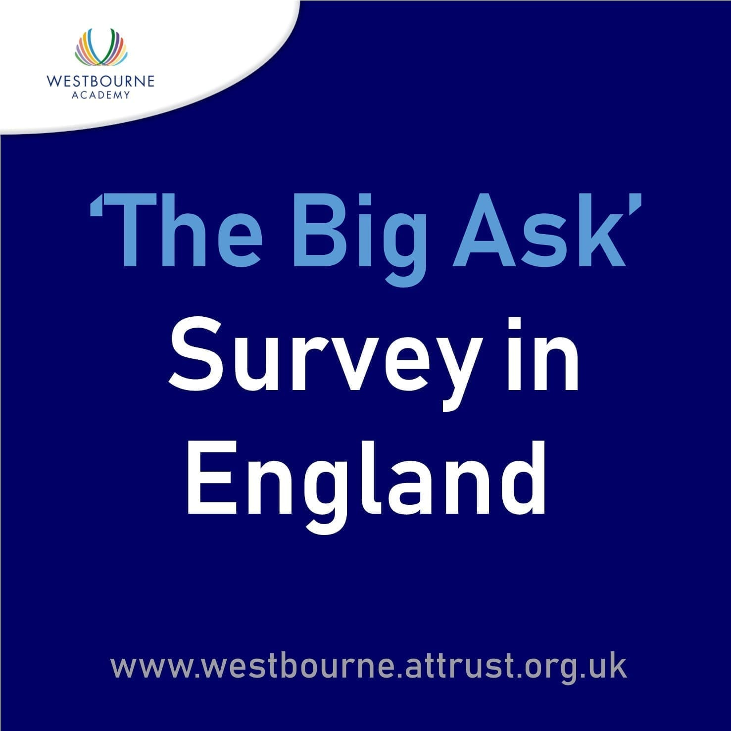 The Big Ask survey in England 7 - 17 year olds