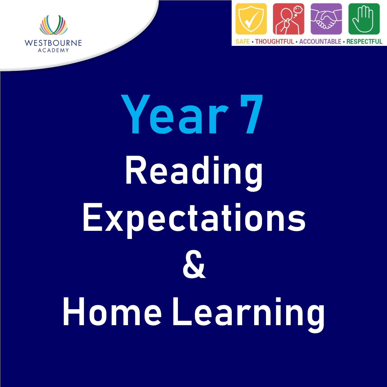 Year 7 Reading Expectations & Home Learning