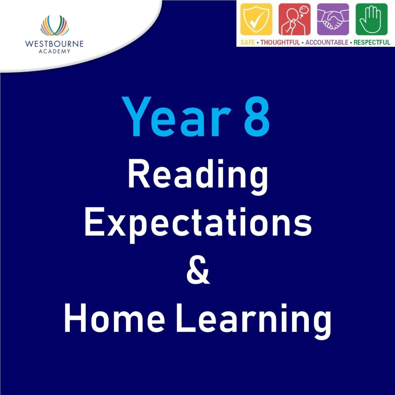 Year 8 Reading Expectations & Home Learning
